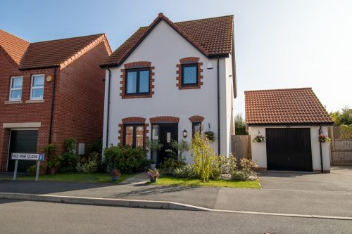 Red Pine Close, Clowne, Chesterfield